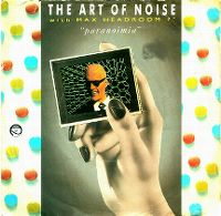 Cover The Art Of Noise with Max Headroom - Paranoimia