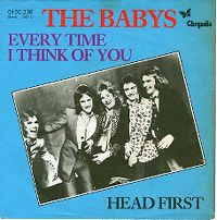 Cover The Babys - Everytime I Think Of You