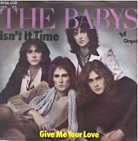 Cover The Babys - Isn't It Time
