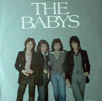 Cover The Babys - The Babys