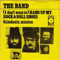 Cover The Band - (I Don't Want To) Hang Up My Rock And Roll Shoes