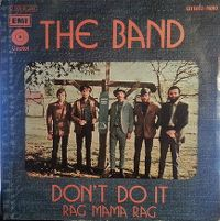 Cover The Band - Don't Do It