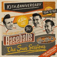 Cover The Baseballs - The Sun Sessions