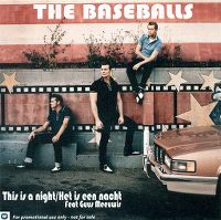 Cover The Baseballs feat. Guus Meeuwis - This Is A Night - Het is een nacht