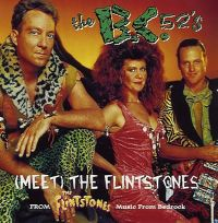 Cover The B.C. 52's - (Meet) The Flintstones