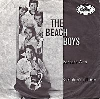 Cover The Beach Boys - Barbara Ann