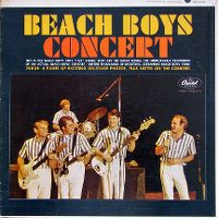 Cover The Beach Boys - Concert