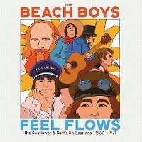 Cover The Beach Boys - Feel Flows - The Sunflower & Surf's Up Sessions 1969-1971