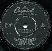 Cover The Beach Boys - Heroes And Villains