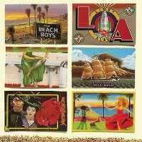 Cover The Beach Boys - L.A. (Light Album)