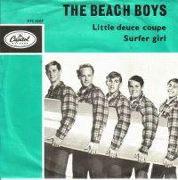 Cover The Beach Boys - Little Deuce Coupe