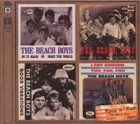 Cover The Beach Boys - Music Ages: Rock 'n' Roll - The Beach Boys, Volume 7