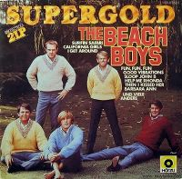 Cover The Beach Boys - Supergold