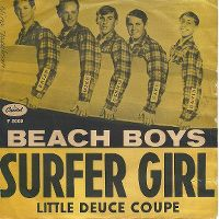 Cover The Beach Boys - Surfer Girl