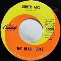 Cover The Beach Boys - Surfer Girl