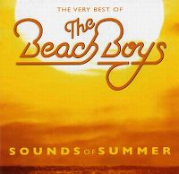 Cover The Beach Boys - The Very Best Of The Beach Boys - Sounds Of Summer