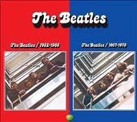 Cover The Beatles - 1962-1966 / 1967-1970