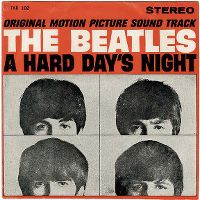 Cover The Beatles - A Hard Day's Night