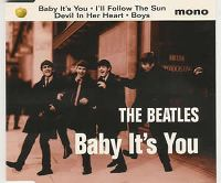 Cover The Beatles - Baby It's You