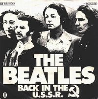 Cover The Beatles - Back In The U.S.S.R.