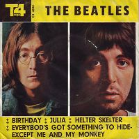 Cover The Beatles - Birthday