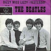 Cover The Beatles - Dizzy Miss Lizzy