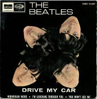 Cover The Beatles - Drive My Car