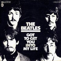 Cover The Beatles - Got To Get You Into My Life