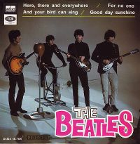 Cover The Beatles - Here, There And Everywhere