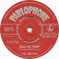 Cover The Beatles - Hold Me Tight