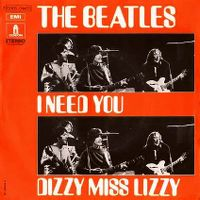 Cover The Beatles - I Need You