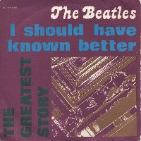 Cover The Beatles - I Should Have Known Better