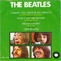 Cover The Beatles - I Want You (She's So Heavy)
