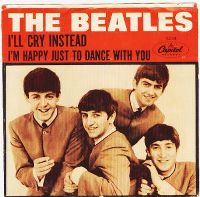 Cover The Beatles - I'll Cry Instead