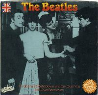 Cover The Beatles - I'm Gonna Sit Right Down And Cry (Over You)