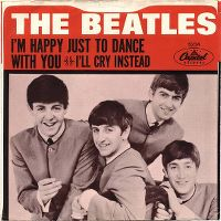 Cover The Beatles - I'm Happy Just To Dance With You