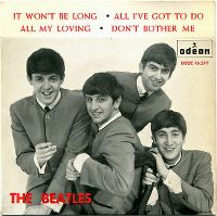 Cover The Beatles - It Won't Be Long