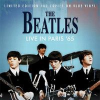 Cover The Beatles - Live In Paris '65