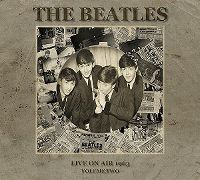 Cover The Beatles - Live On Air 1963 - Volume Two