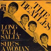 Cover The Beatles - Long Tall Sally