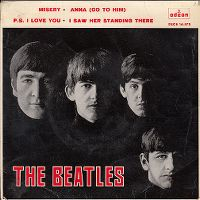 Cover The Beatles - Misery