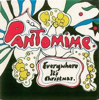Cover The Beatles - Pantomime: Everywhere It's Christmas - The Beatles Fourth Christmas Record
