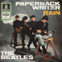 Cover The Beatles - Paperback Writer