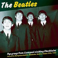 Cover The Beatles - Pop Group From Liverpool Visiting Stockholm