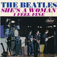 Cover The Beatles - She's A Woman