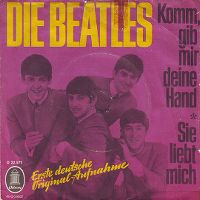 Cover The Beatles - Sie liebt dich