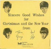 Cover The Beatles - The Beatles' Christmas Record