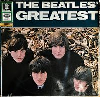 Cover The Beatles - The Beatles' Greatest