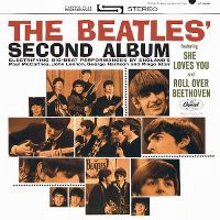 Cover The Beatles - The Beatles' Second Album