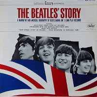 Cover The Beatles - The Beatles Story